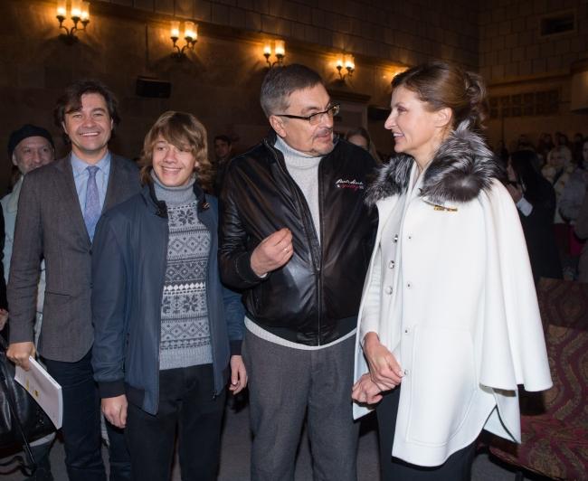 Марина Порошенко уверена, что такие мероприятия способствую духовному росту детей