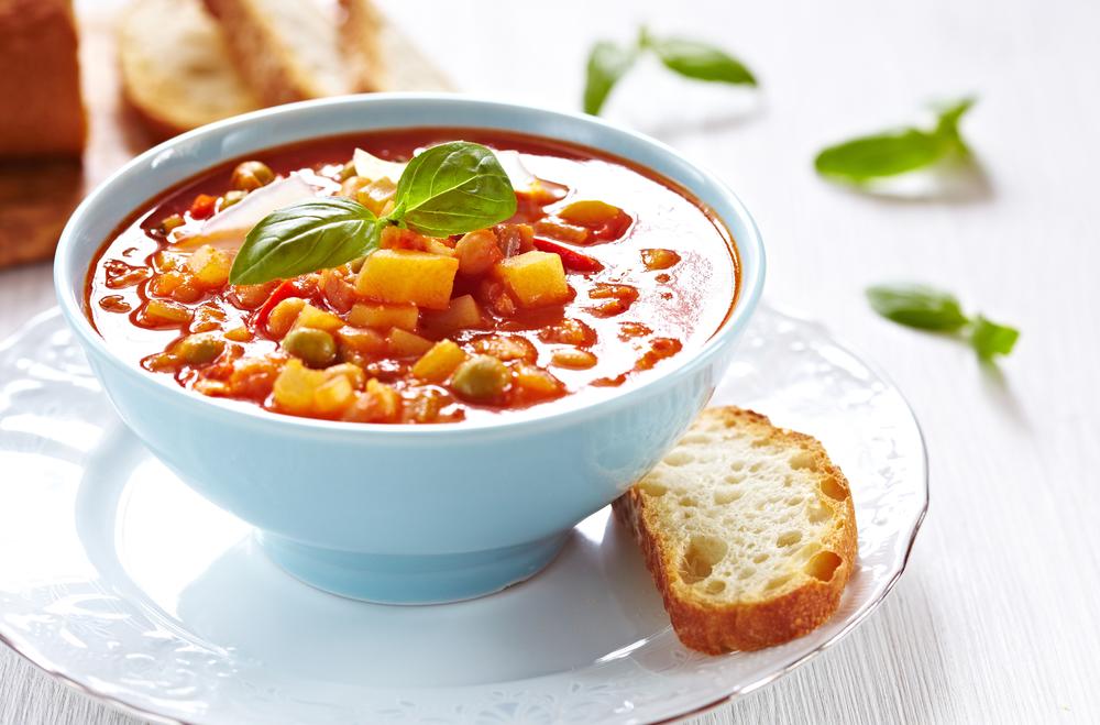 Суп с брокколи и креветками рецепты 119