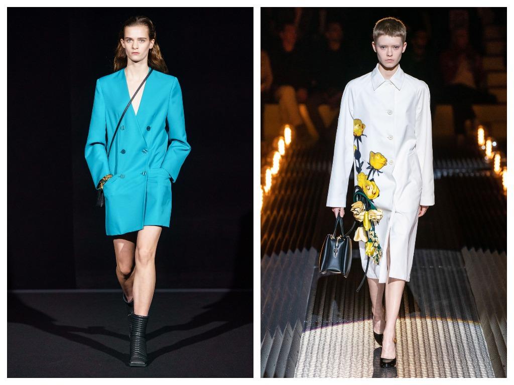 Фасон платья зависит только от строгости вашего дресс-кода и собственных рамок приличия