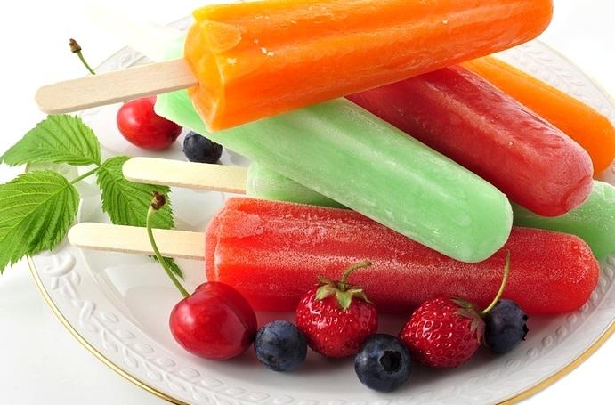 Как сделать мороженое из фруктового йогурта