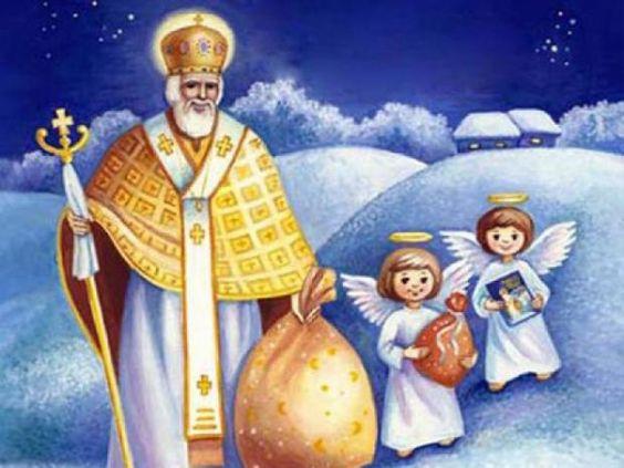 День Святого Николая: История праздника