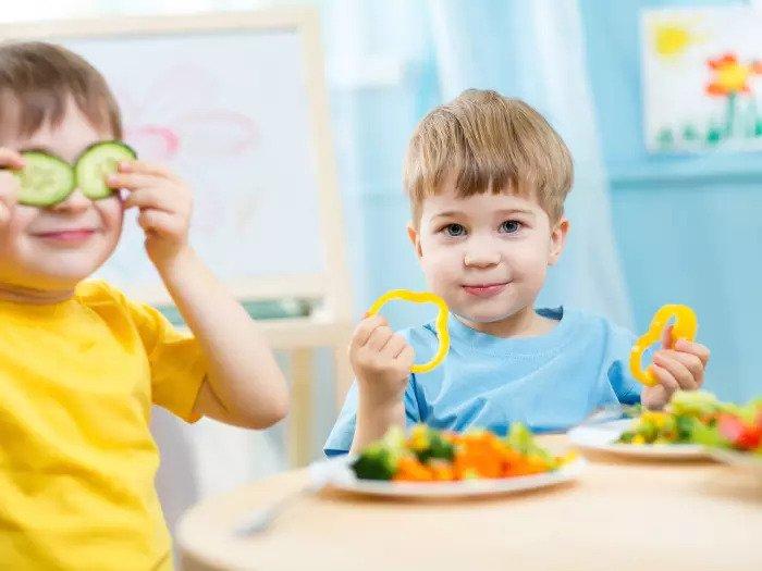 Питание для детей во время карантина: что нужно знать