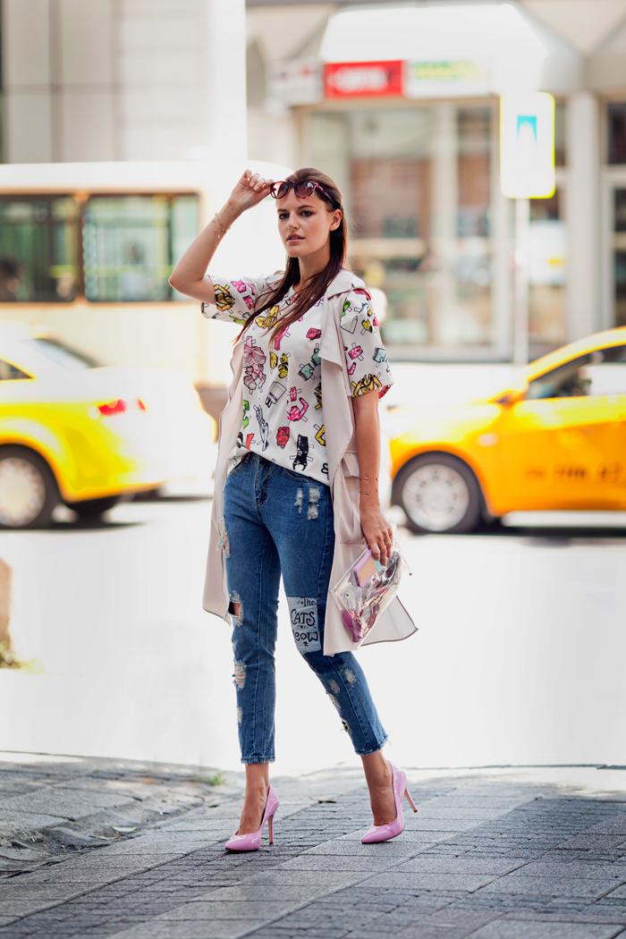 Модный блогер Виктория Шенер