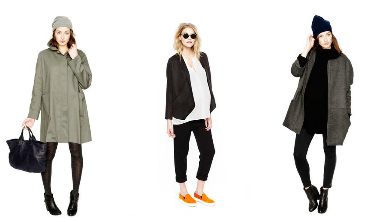 Стильная и комфортная одежда – главный девиз для беременных женщин