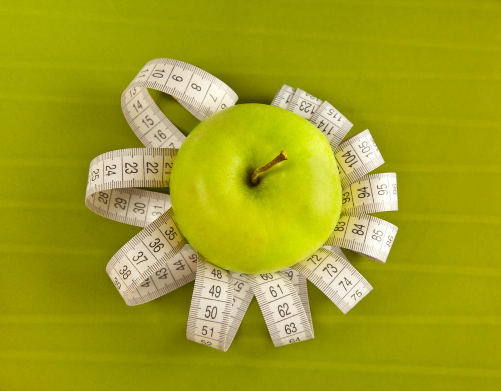 правильное дробное питание для похудения меню