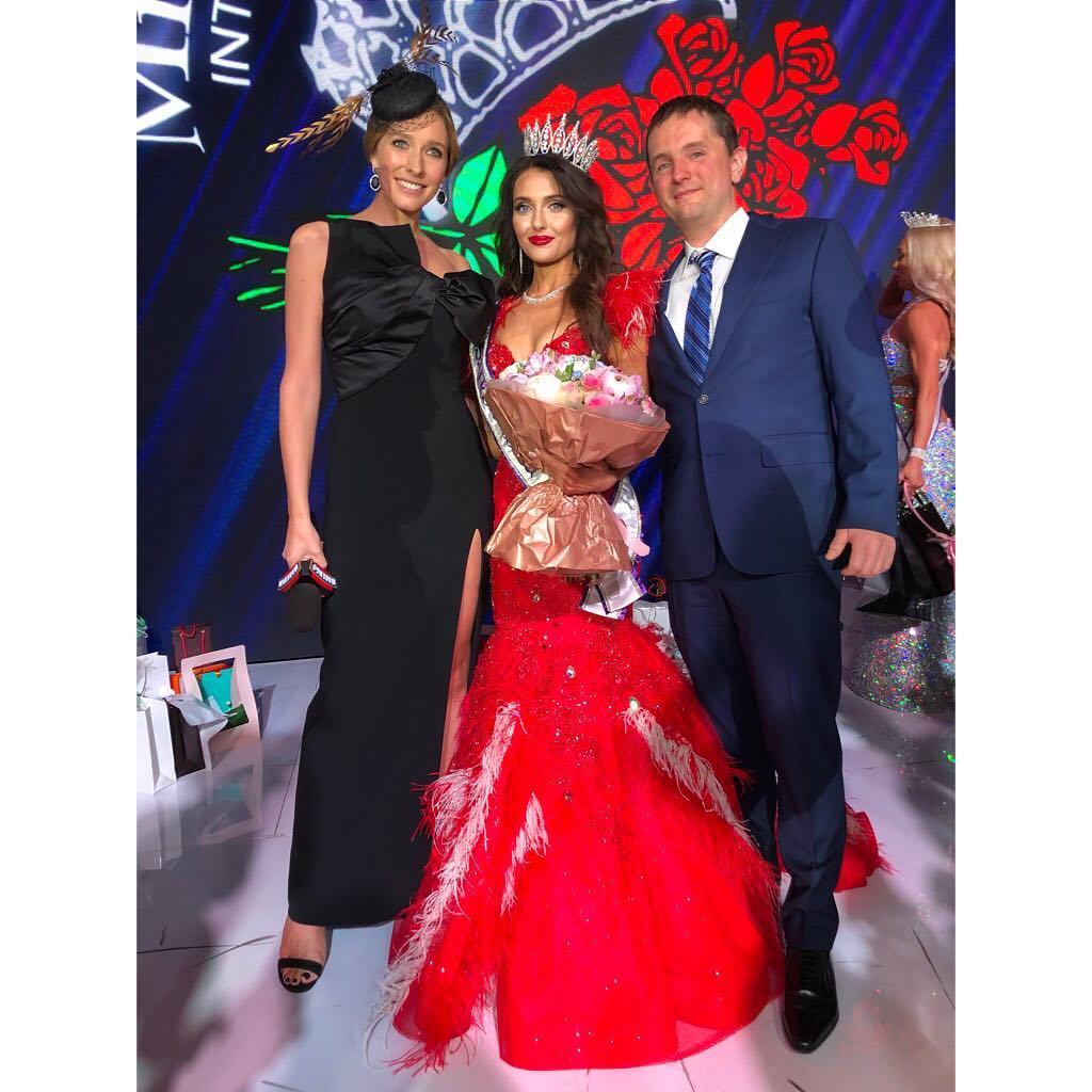 Невестка Поплавского представит Украину на конкурсе красоты