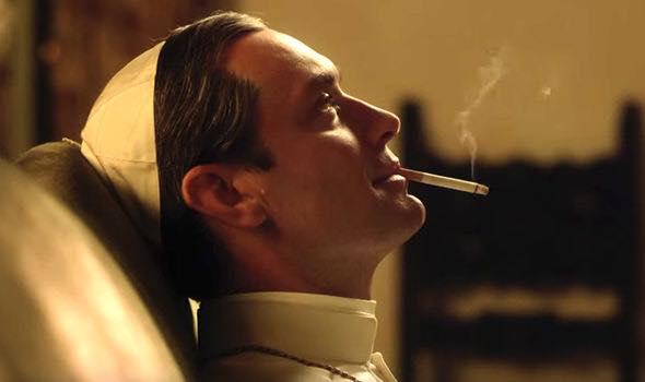 Джуд Лоу в роли Папы Римского