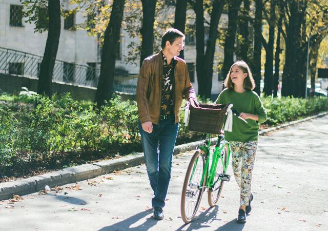 Игорь утверждает, что счастье в детстве – это познание мира