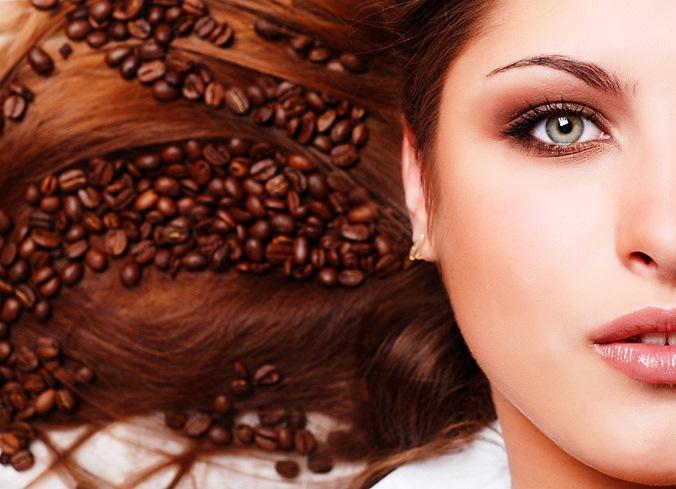 Кофеный маски подходят только брюнеткам