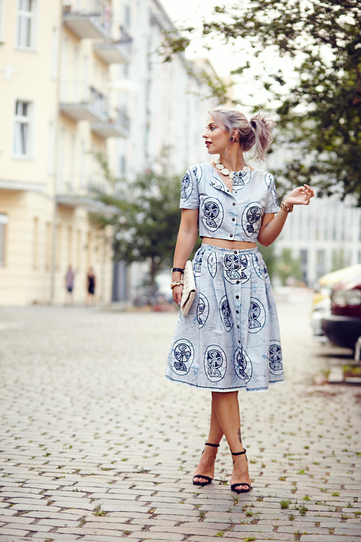 Звезды street style уже готовы к Неделе моды в Берлине