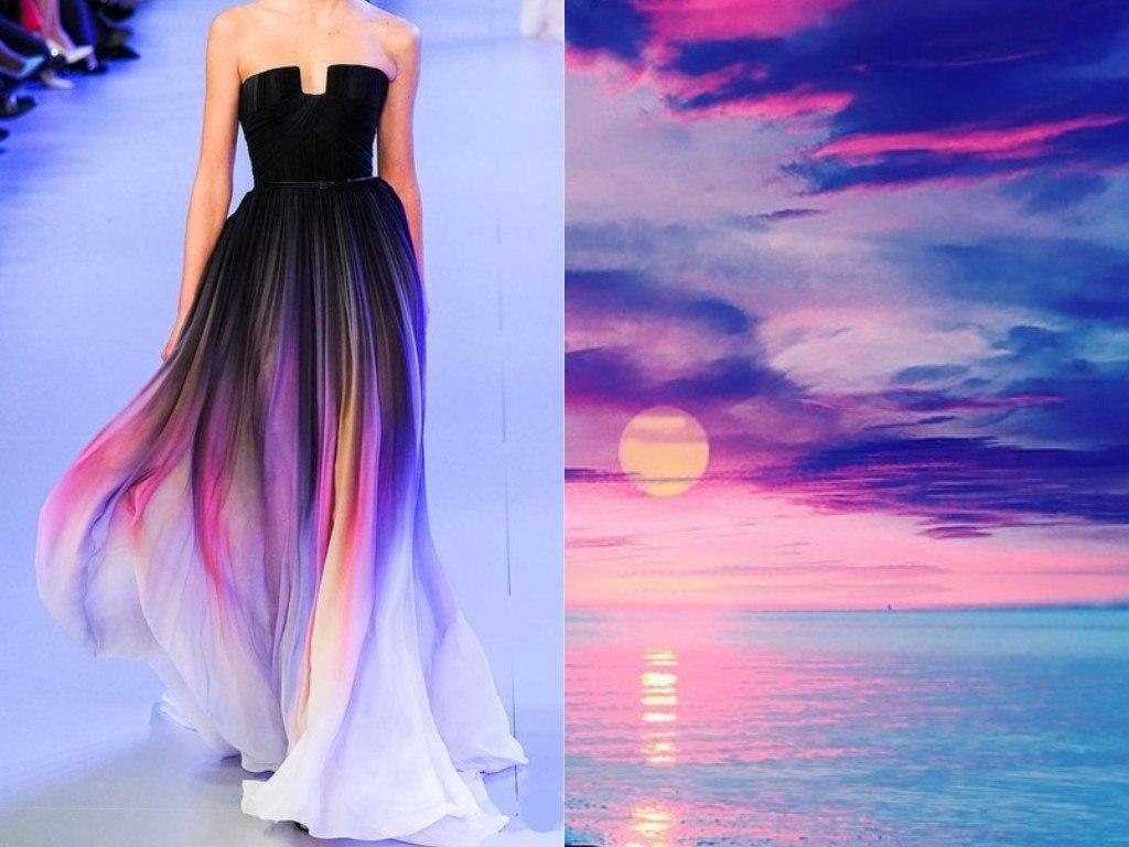 Вечернее платье от Elie Saab