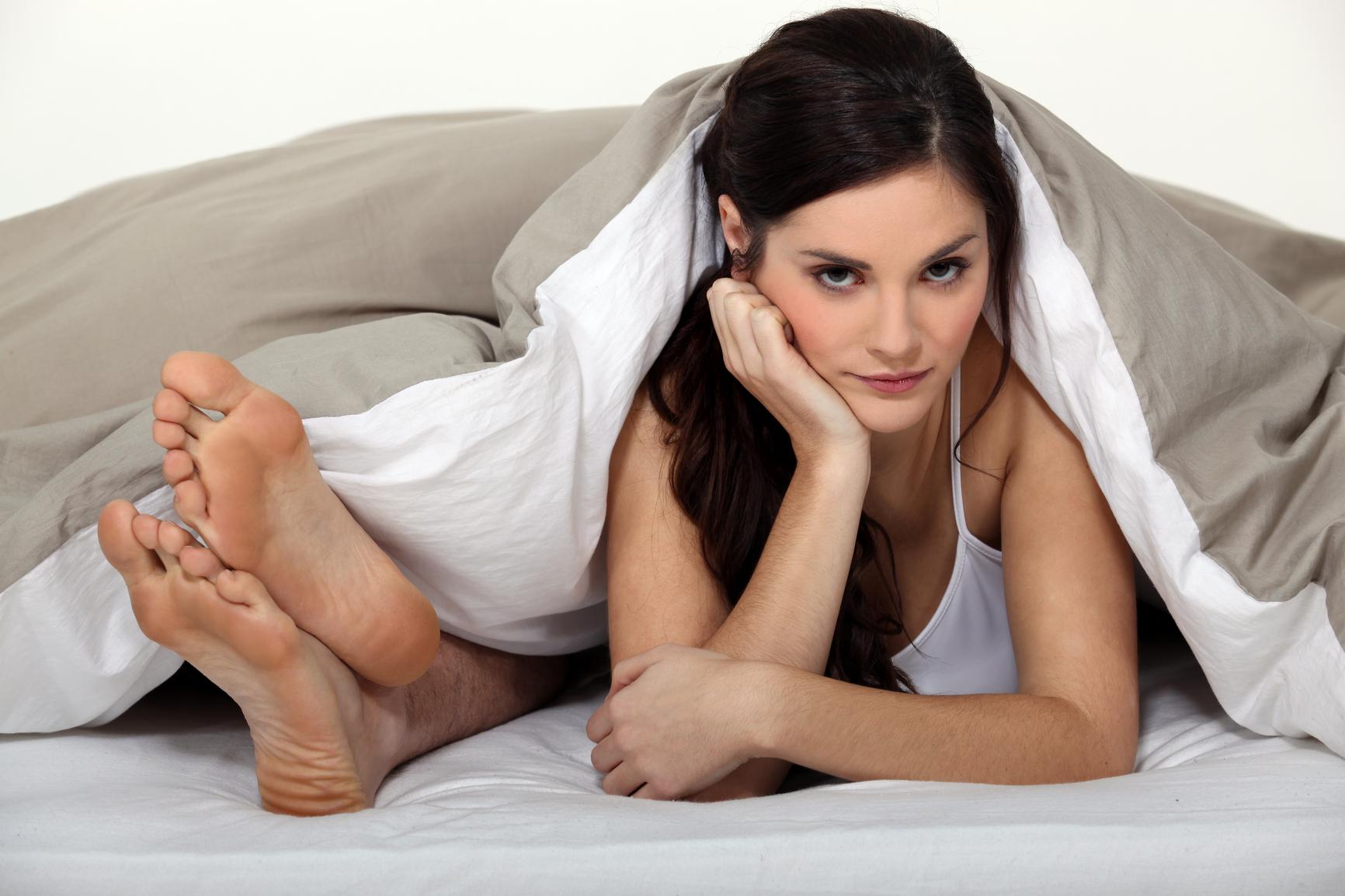 Сексуальная аверсия женщин 11 фотография