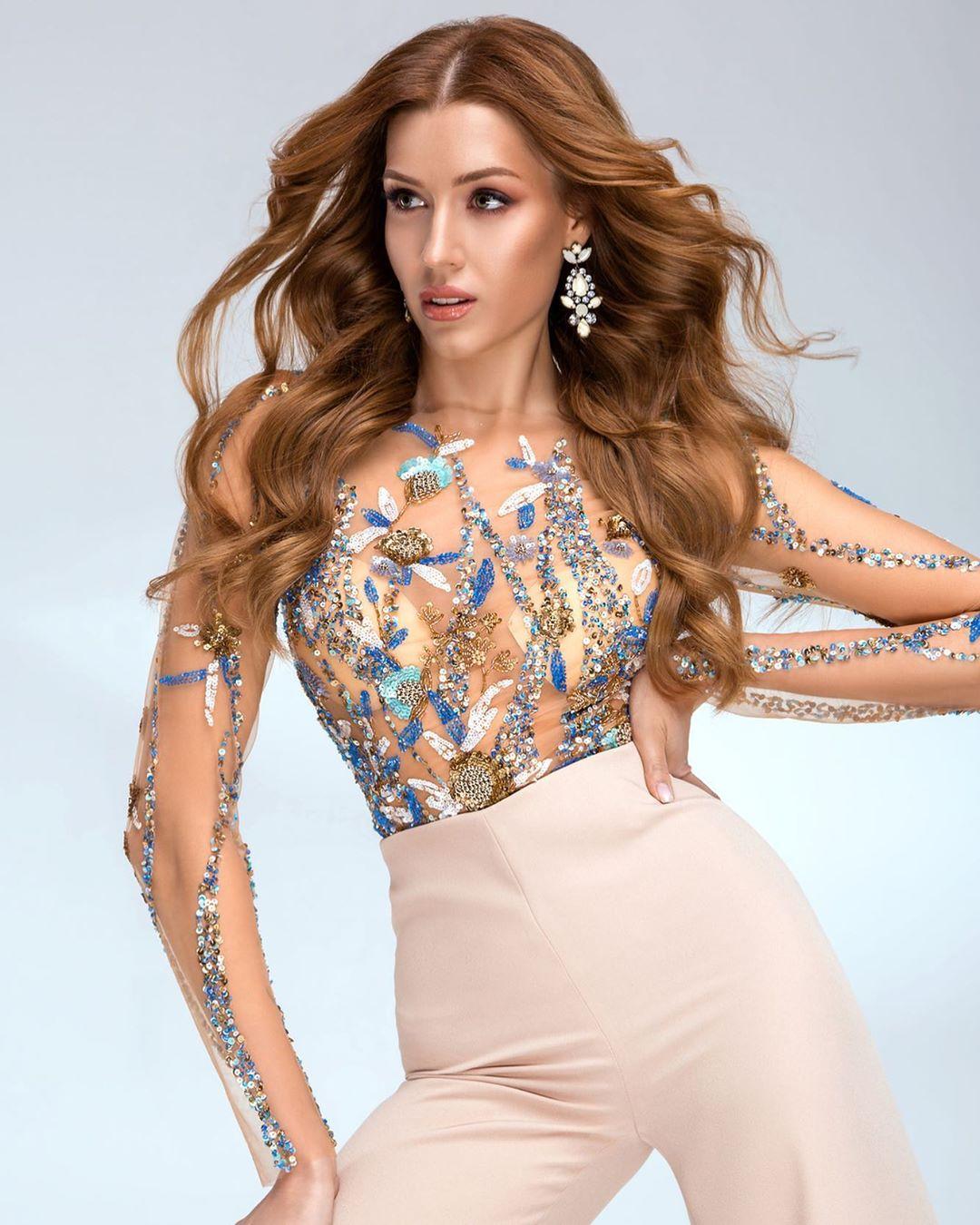 В дерзком мини: Мисс Украина Вселенная Анастасия Суббота очаровала Сеть