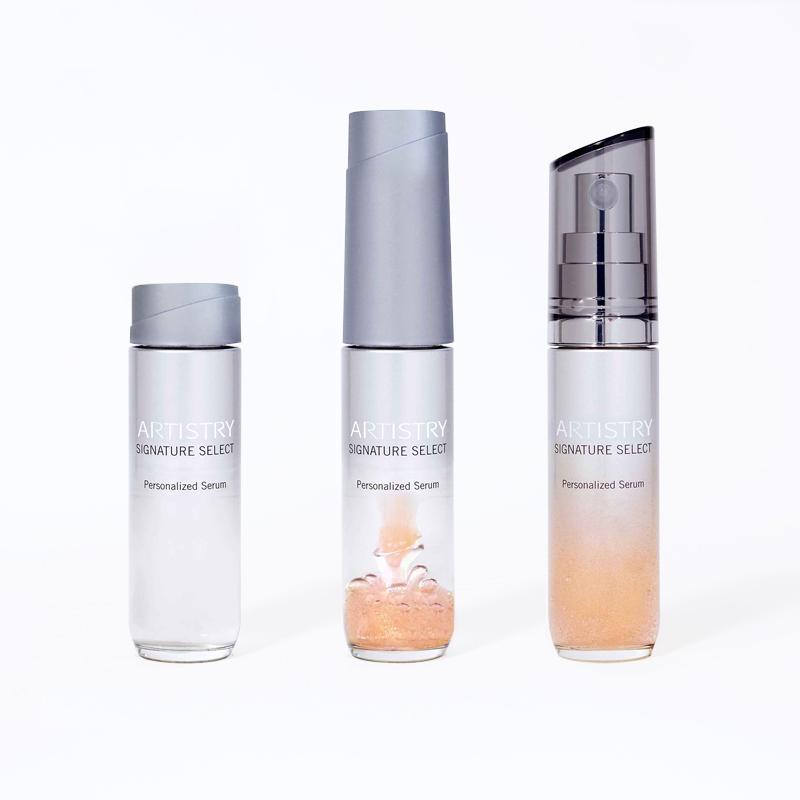 Набор для подтяжки кожи лица с антивозрастным эффектом Artistry Signature Select, Amway, 2900 грн