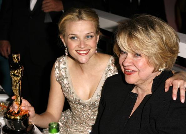 Риз Уизерспун и ее мама