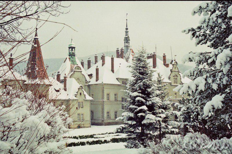 Дворец Шернборнов