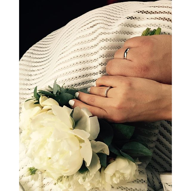 Новикова вновь вышла замуж