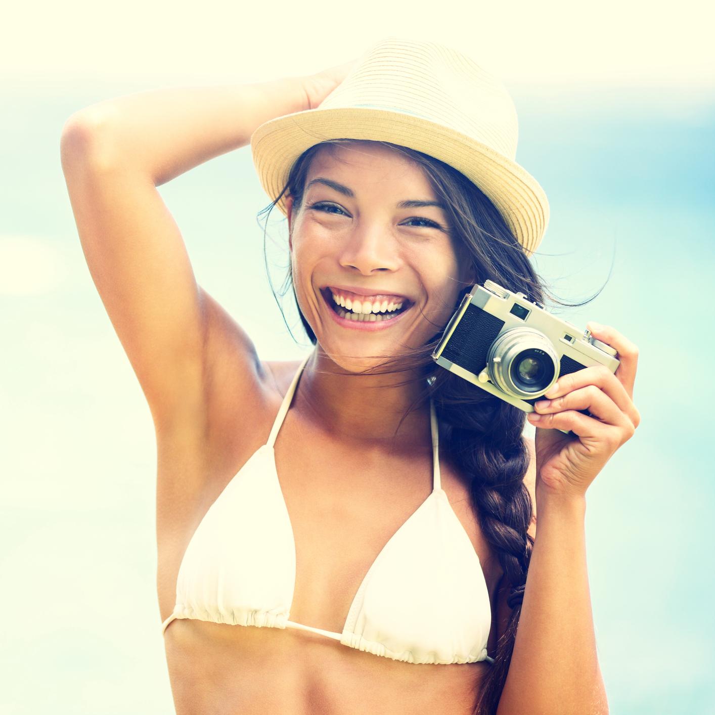Солнцезащитный крем спасет тебя от преждевременного старения и пигментных пятен