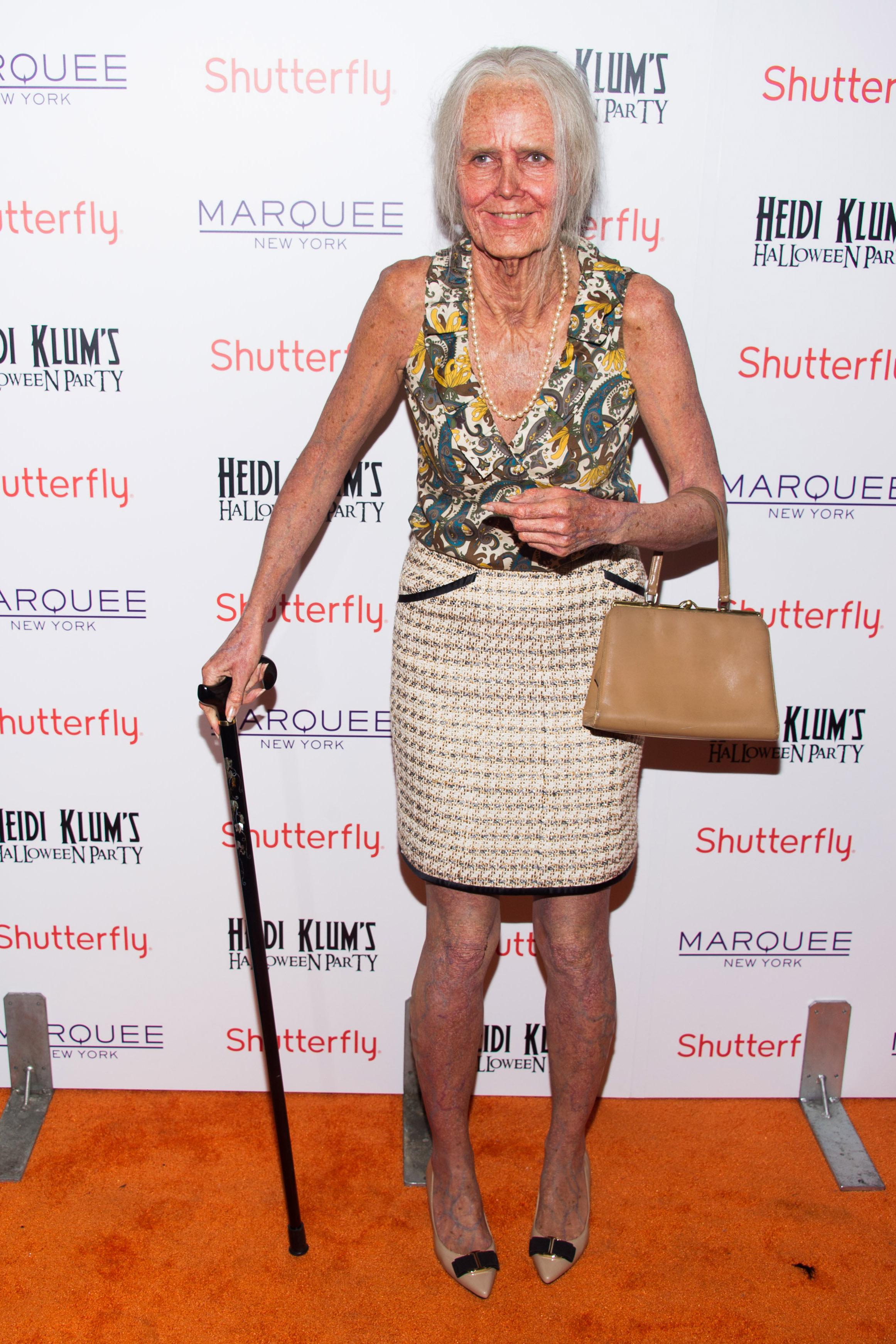 Хайди Клум шокировала своих гостей необычным образом