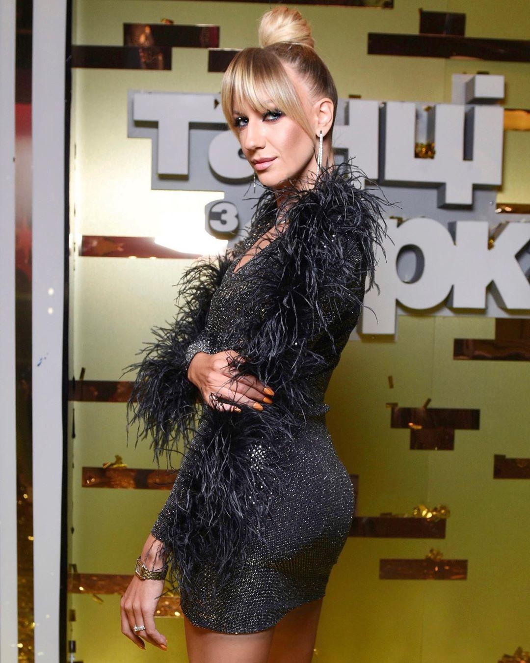 Леся Никитюк показала себя в образе Барби