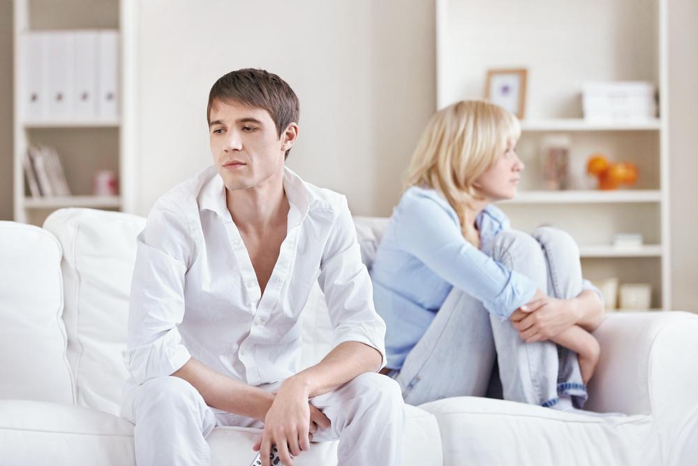 Отношение больного мужчины к женщине 9