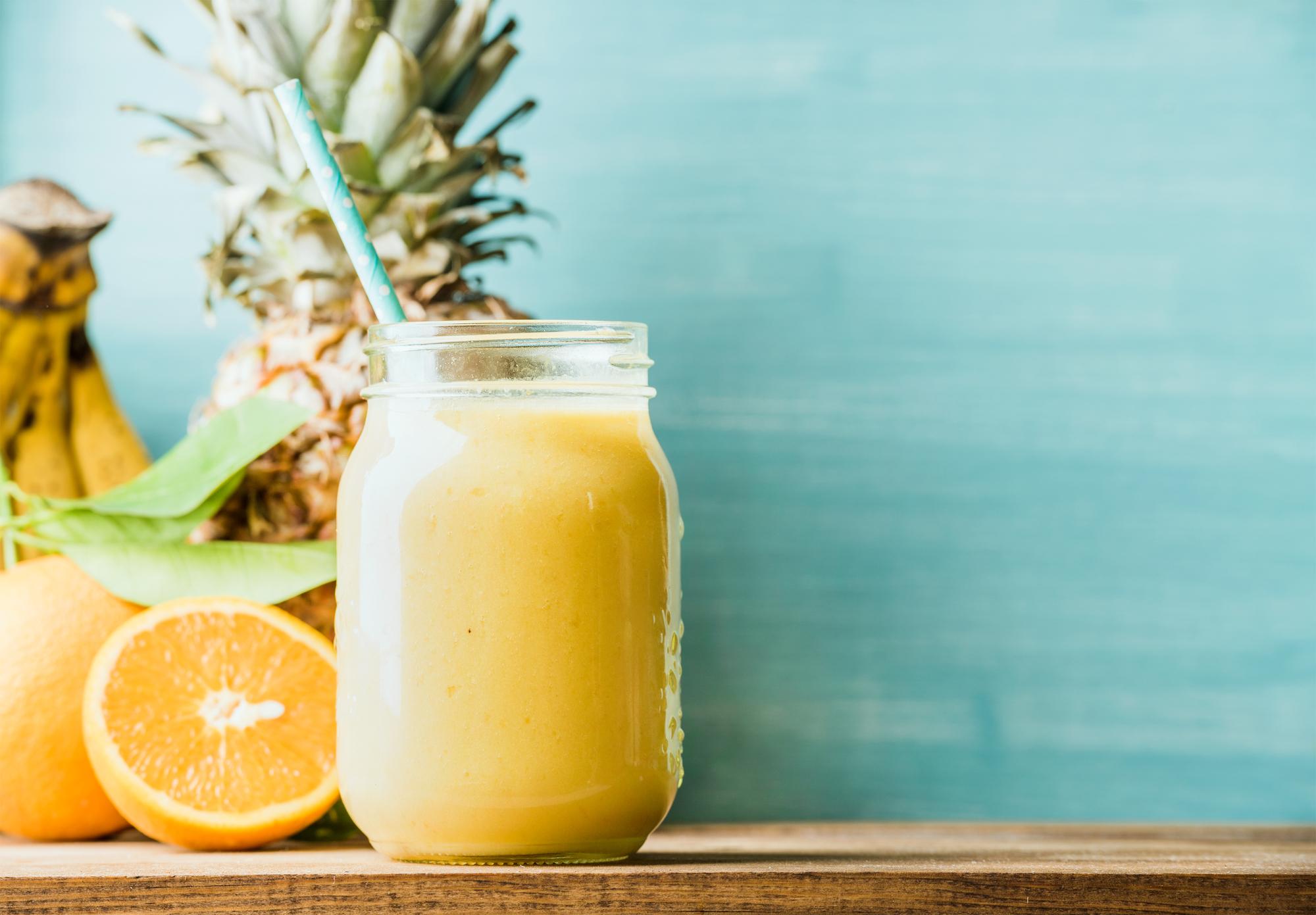Витаминные коктейли для детей: топ-3 рецепта