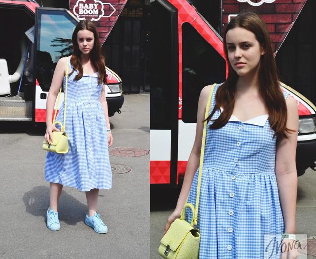 Street style на киевском фестивале