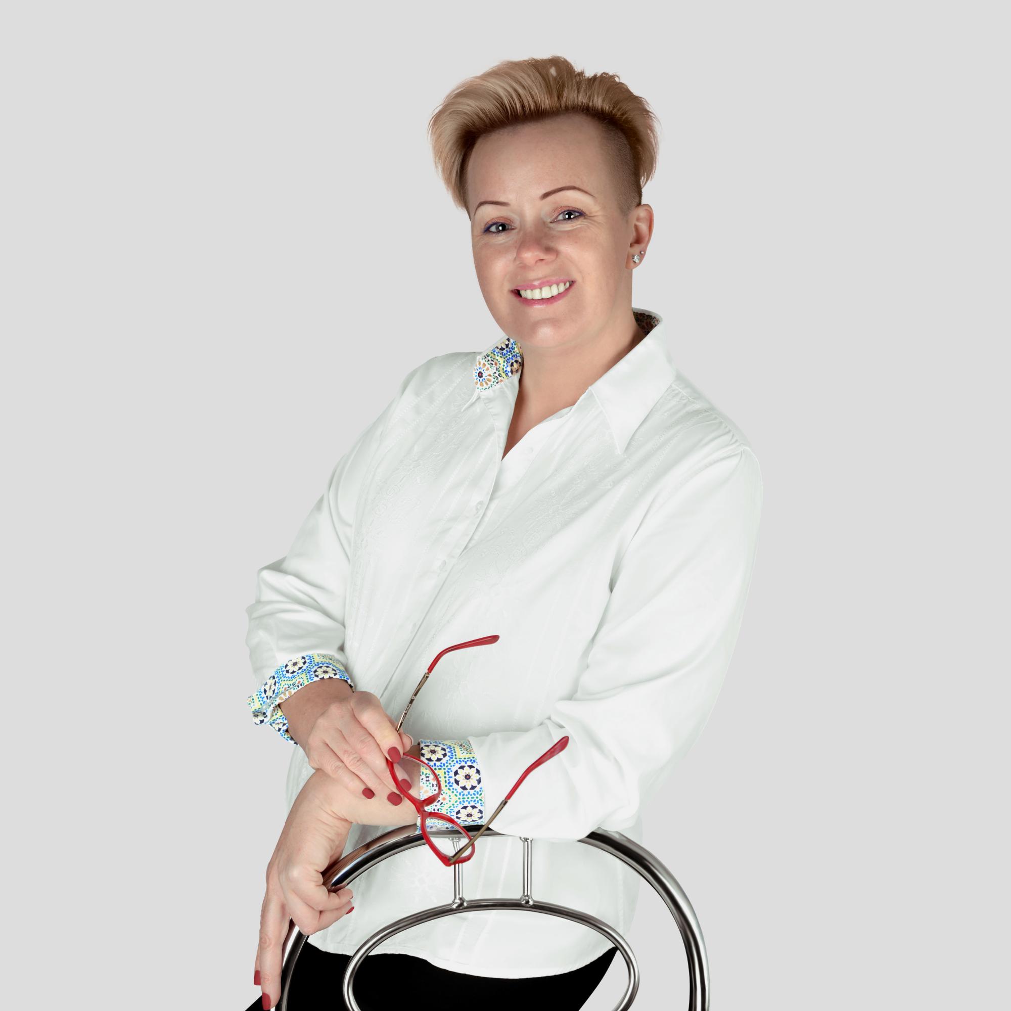 Эксперт Ivona, репетитор английского языка Светлана Щедрина