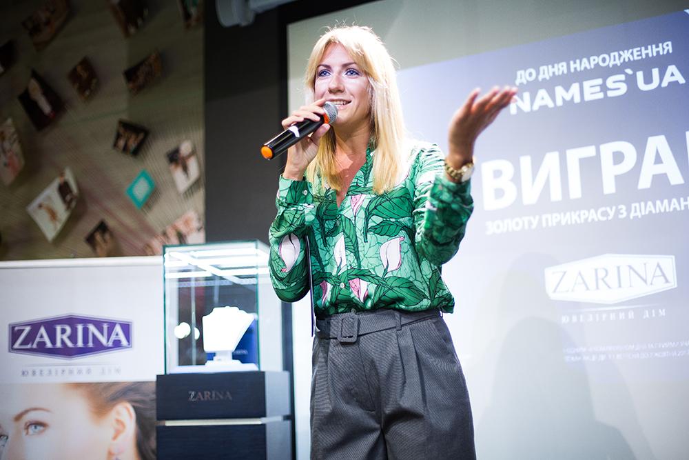 Леся Никитюк в стильном образе посетила вечеринку NAMES UA - Тренды моды 64f51931ed500