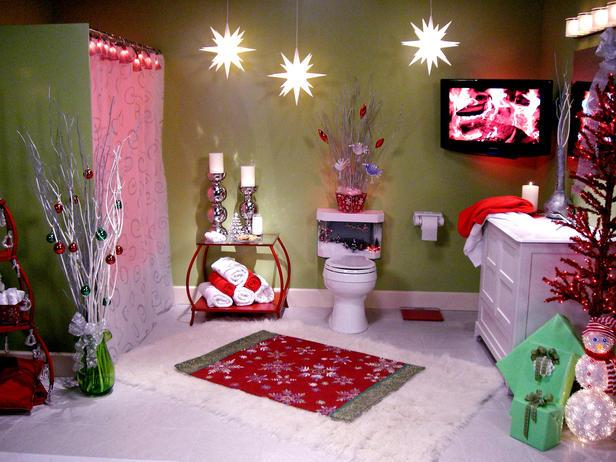 Дизайны комнат на новый год
