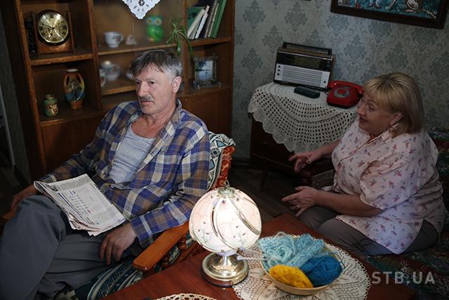 Кадр из сериала Когда мы дома