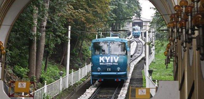 Киевский фуникулер - вариант места для проведения свидания