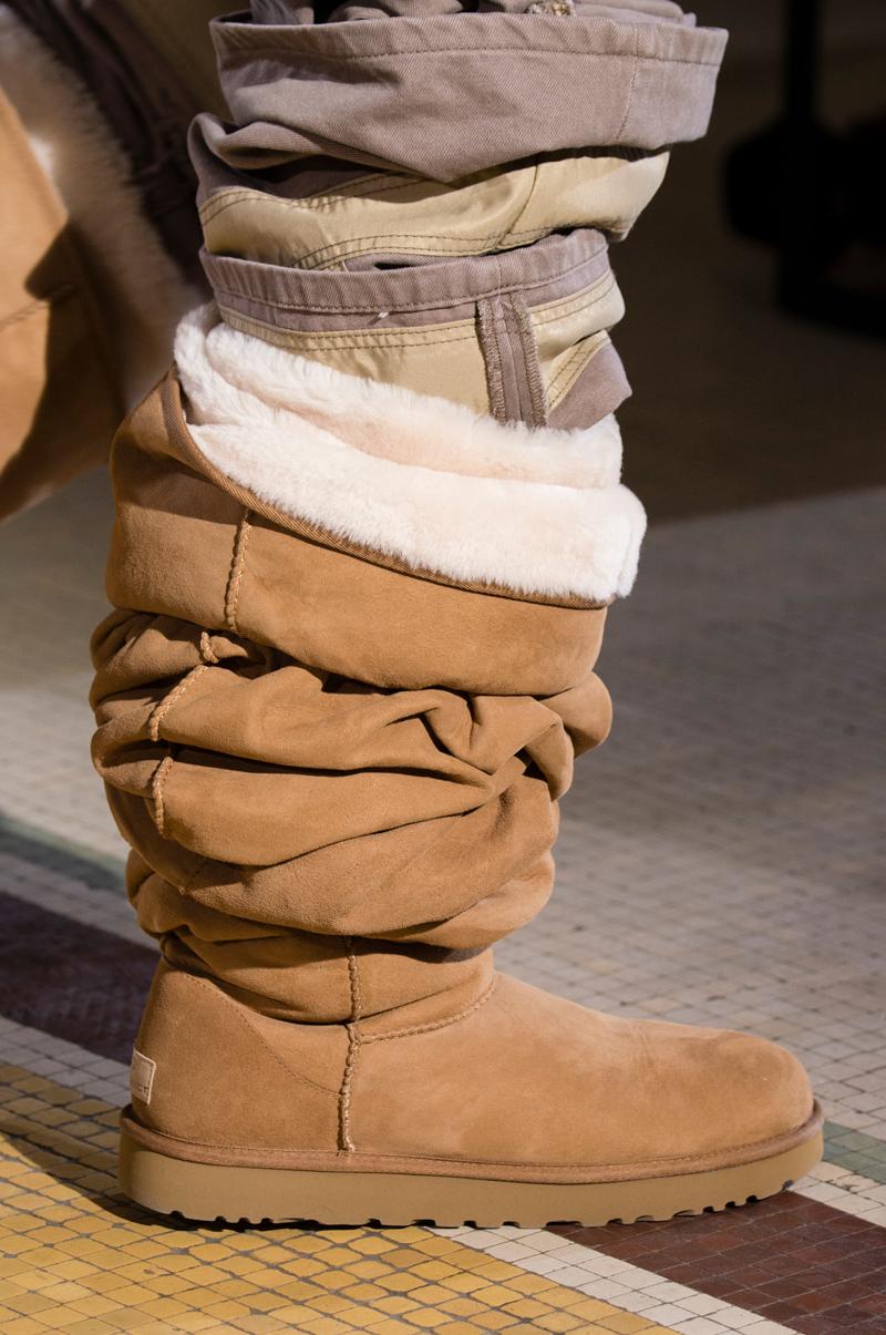 Самая нелепая обувь, от которой нужно избавиться: Угги