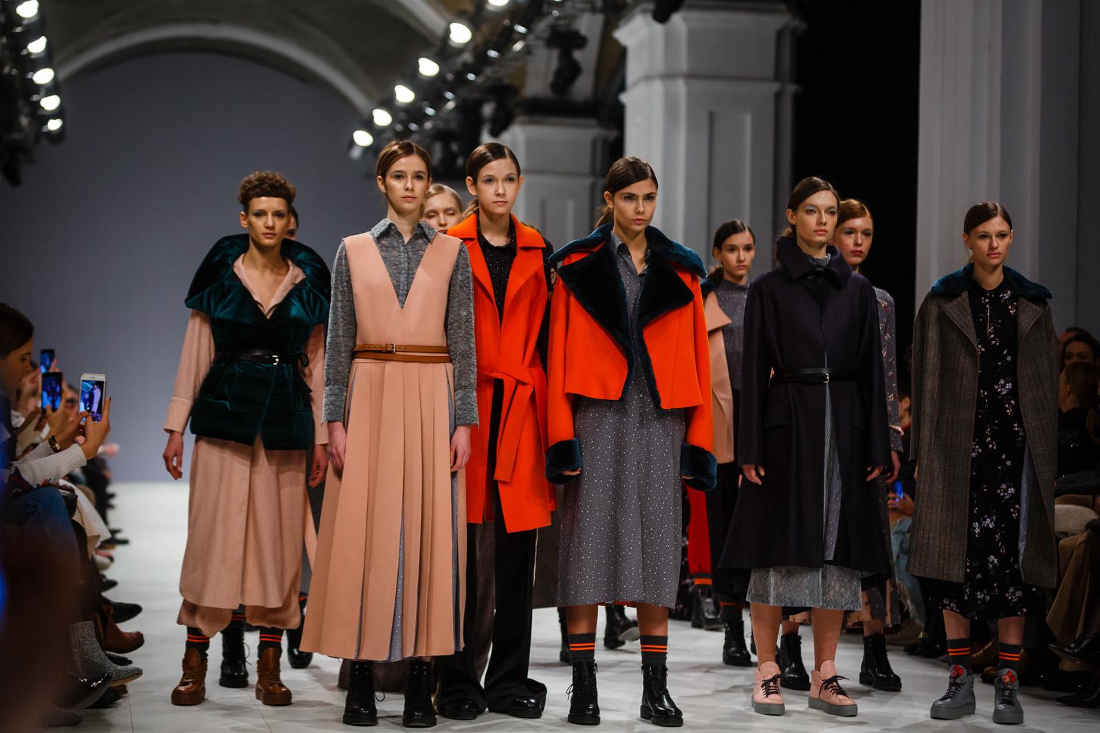 POUSTOVIT - хедлайнер первого дня Недели моды