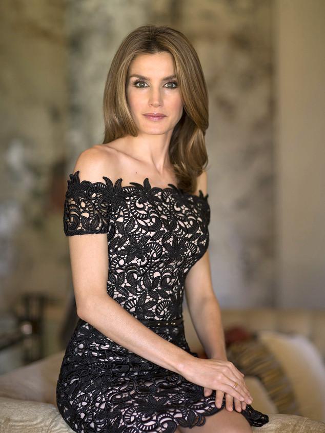 Королеву Испании Летицию называют второй Кейт Миддлтон