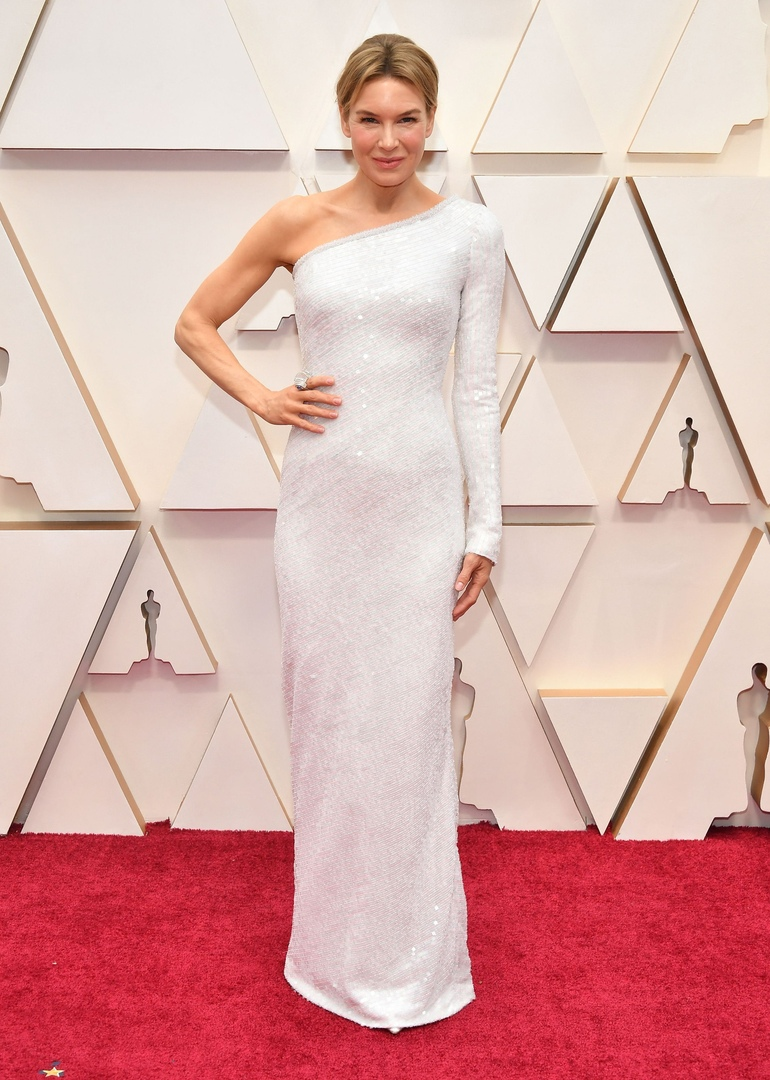 Рене Зеллвегер в Armani Prive на Оскаре 2020