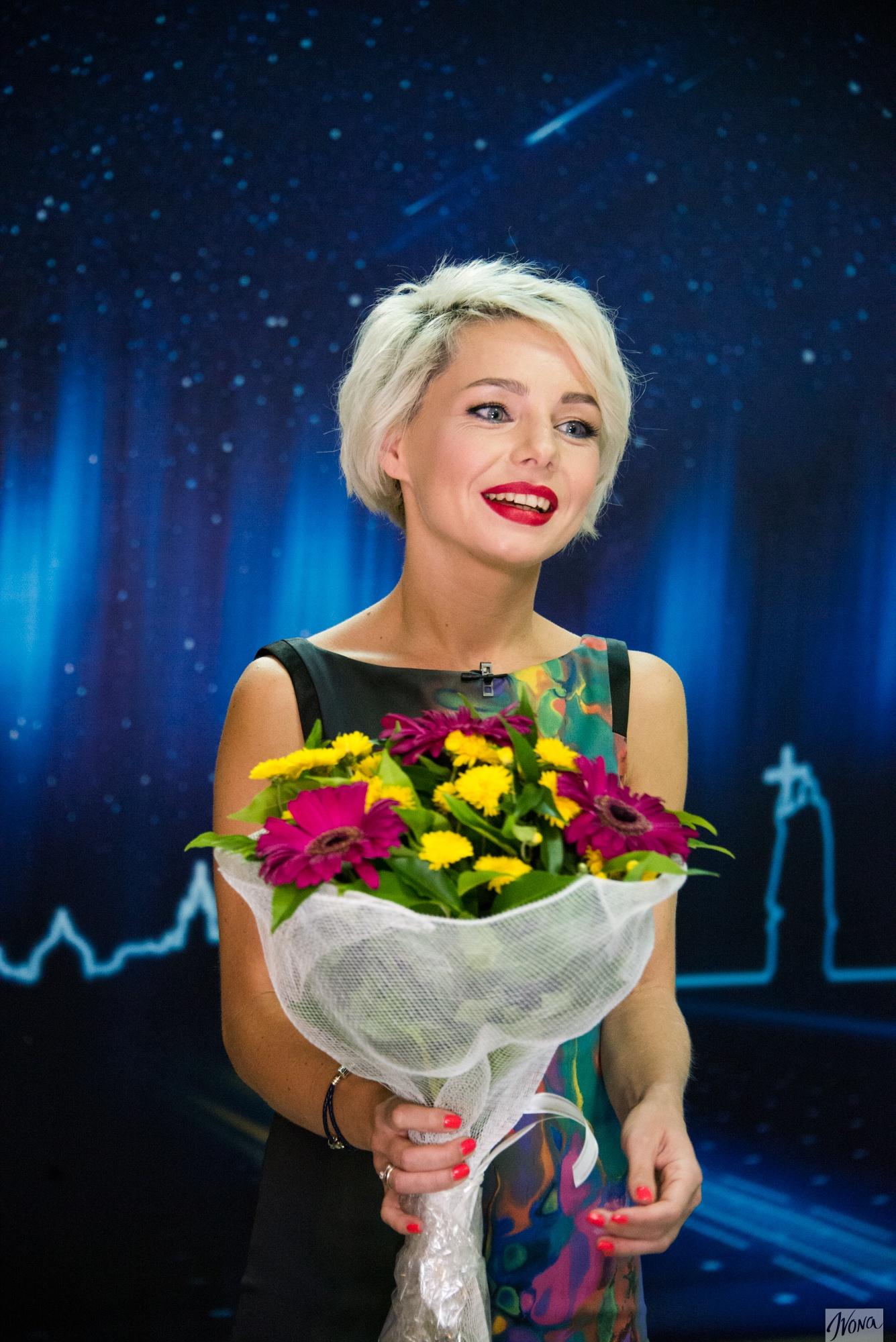 Украинская певица Наталья Гордиенко