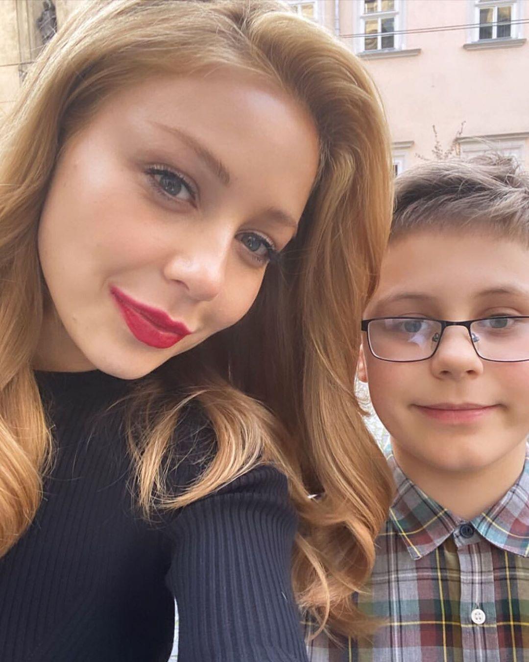 День сына: Яркие фото украинских звезд с сыновьями