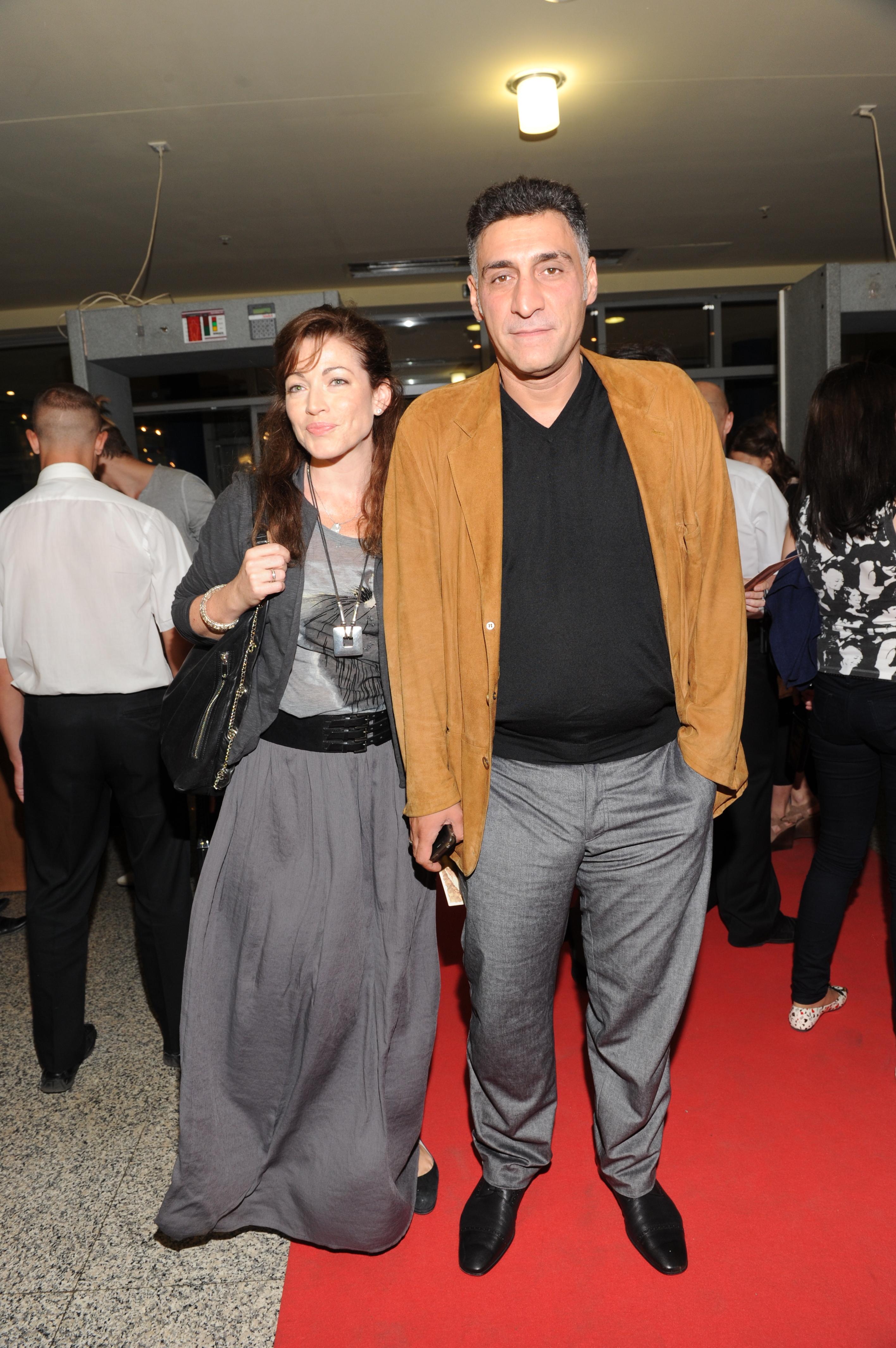 Тигран Кеосаян и его новая жена, дети