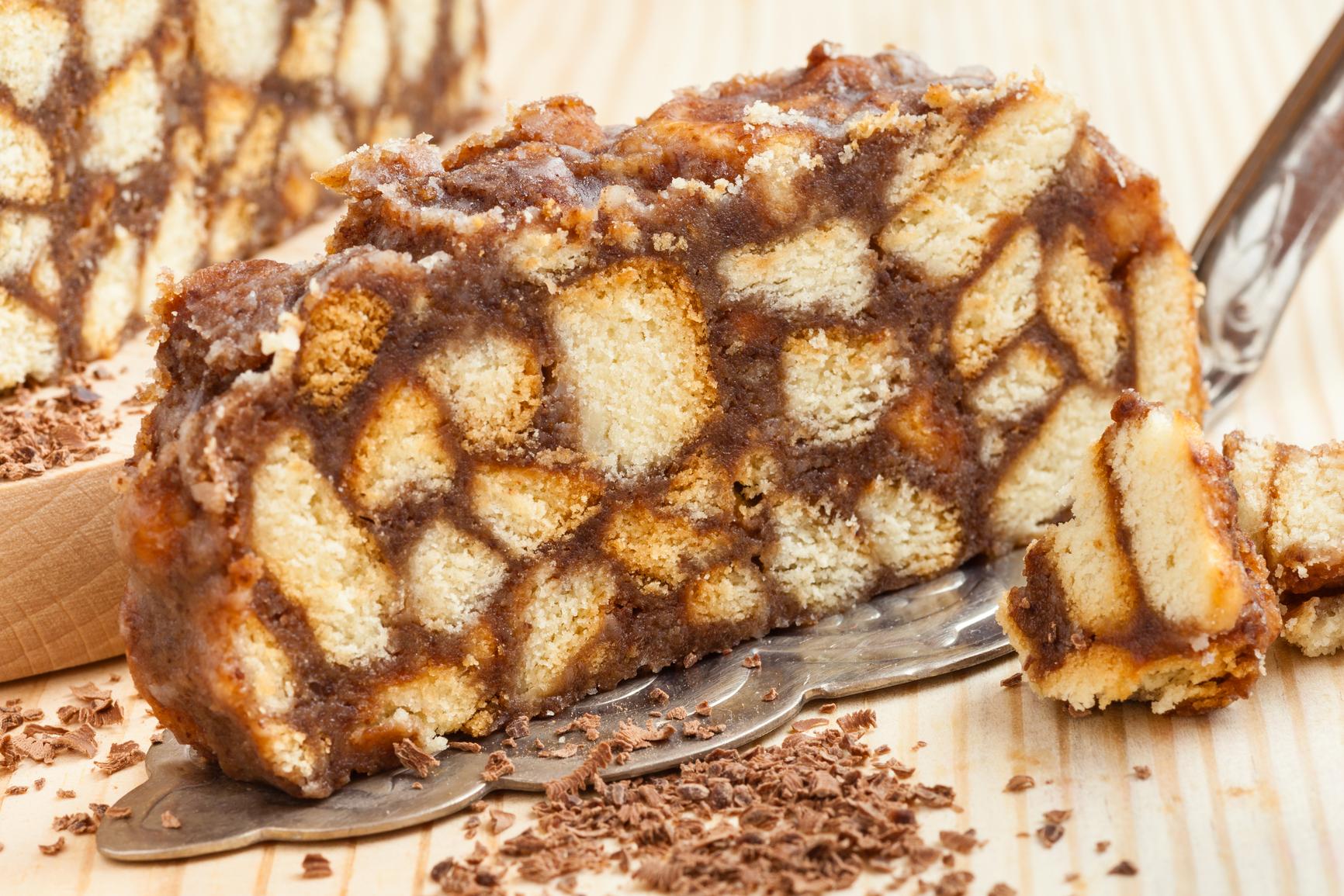 Рецепт торта муравейника со сгущенкой пошаговый рецепт
