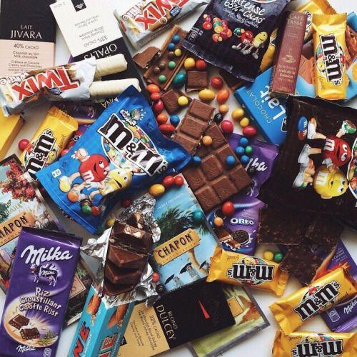 Как перестать есть много сладкого