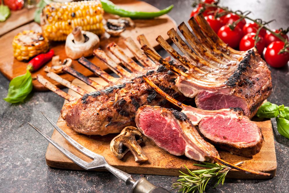 Блюда из баранины рецепт на праздник 4