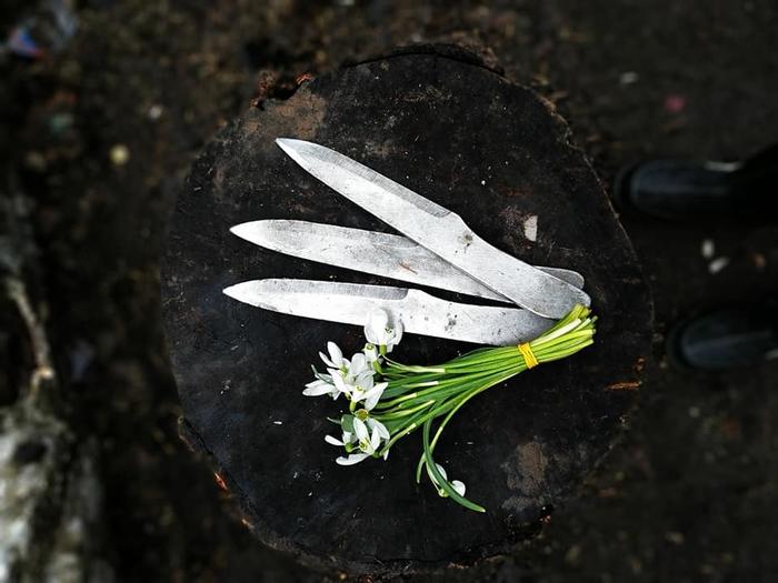 Женщины и ножи