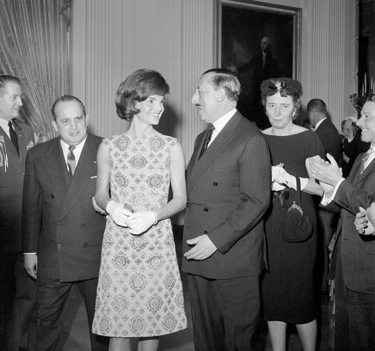 Уроки стиля от первой леди США - Жаклин Кеннеди