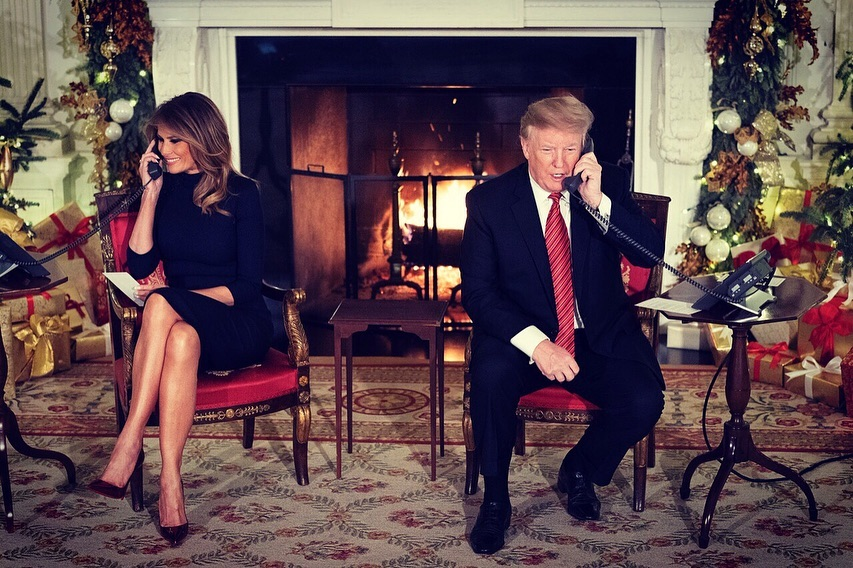 Дональда и Меланию Трамп номинировали на антипремию