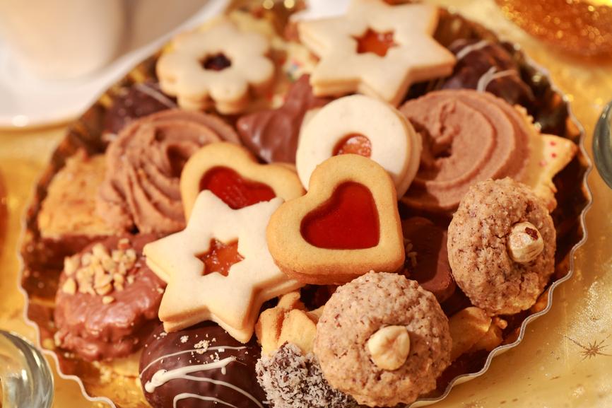 Рецепты печенья готовят дети 66