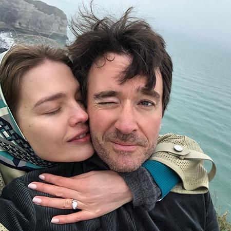 Наталья Водянова вышла замуж
