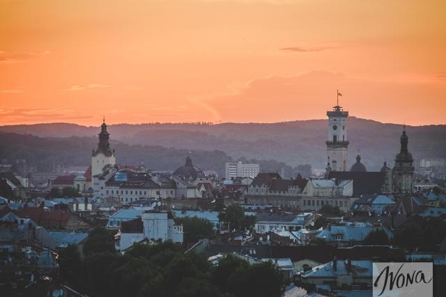 Путешествия по Украине: Львов