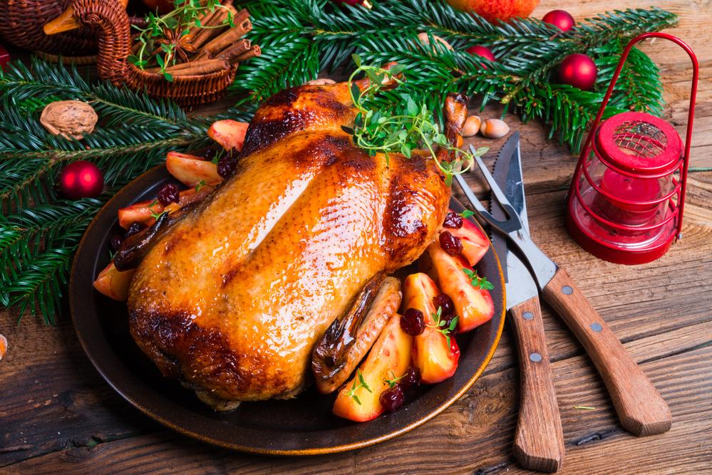 Рецепт утки в духовке на новый