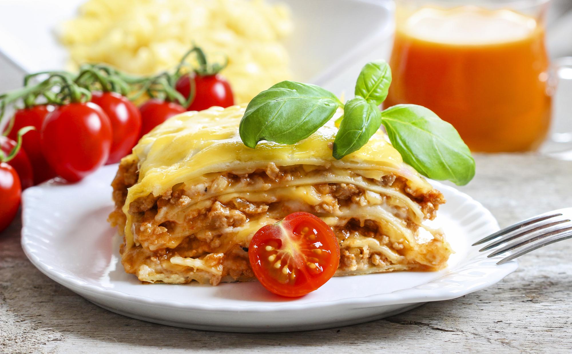 Лазанья с мясом: Топ-3 вкусные идеи